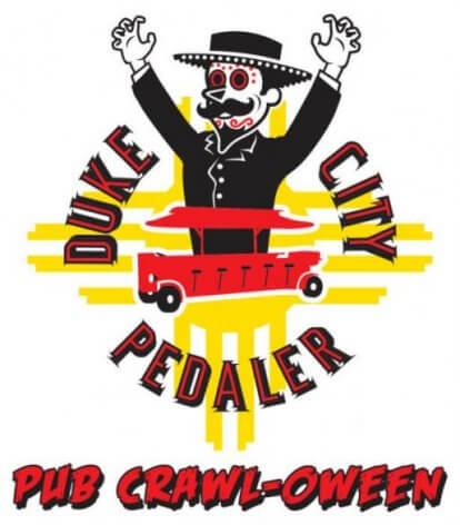 Duke City Pedaler: Pub Crawl-oween in Albuquerque, New Mexico