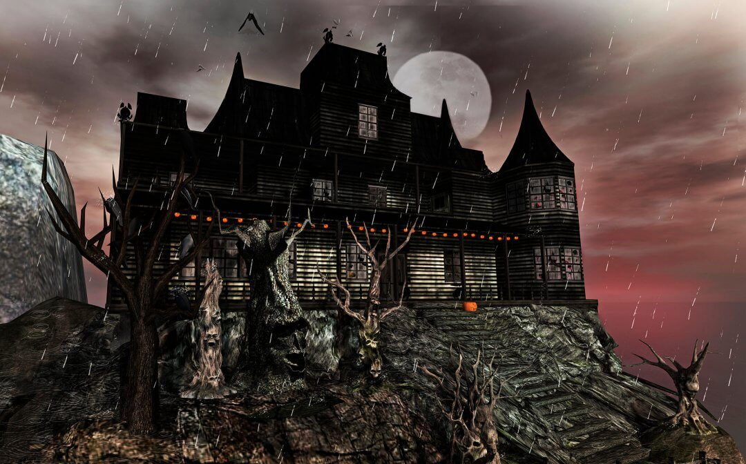 6 of the Scariest Haunted House Attractions in New Mexico