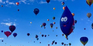 15 of the Wackiest Balloons at the 2016 Albuquerque International Balloon Festival Part 3