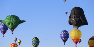 15 of the Wackiest Balloons at the 2016 Albuquerque International Balloon Festival Part 2