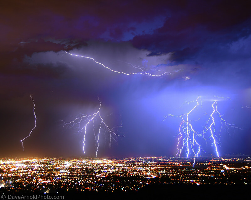 Albuquerque, New Mexico - Photo by Dave Arnold