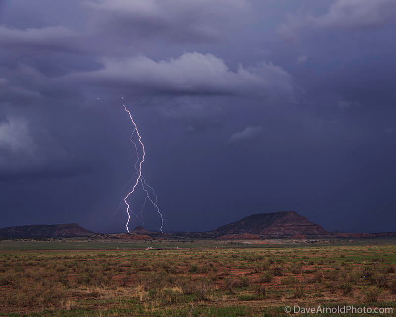 Prewitt, New Mexico - Photo by Dave Arnold