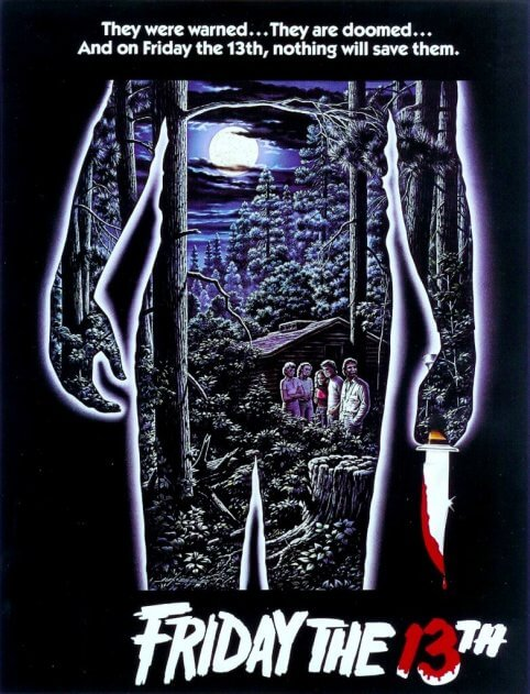 Friday the 13th, Halloween, and Psycho at KiMo Theatre Halloween Weekend