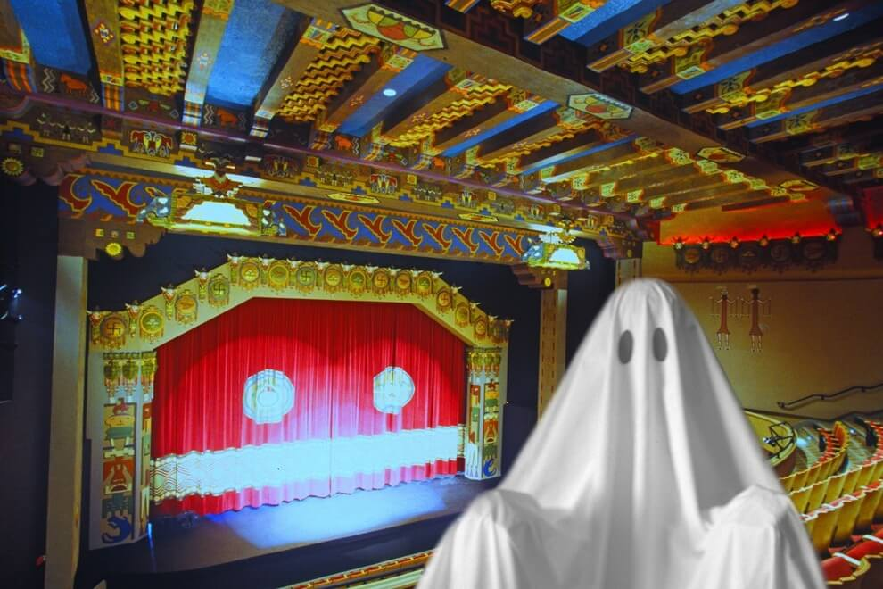 Haunted KiMo Theatre Tour in Albuquerque, New Mexico