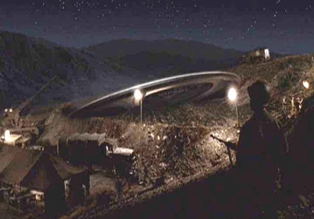 Aztec, New Mexico UFO crash illustration