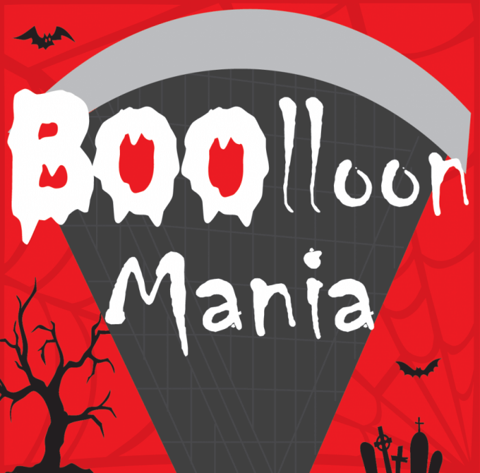BOO!lloon Mania at the Balloon Museum in Albuquerque, New Mexico