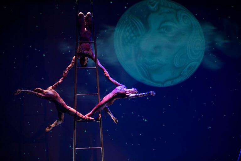 The 13th Annual Circus Luminous in Santa Fe, New Mexico