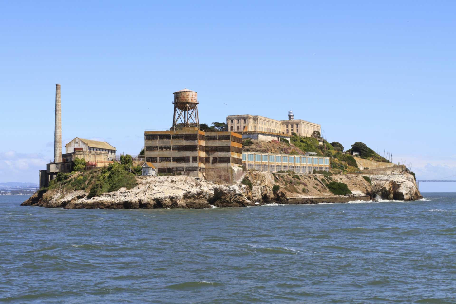 Alcatraz Federal Prison