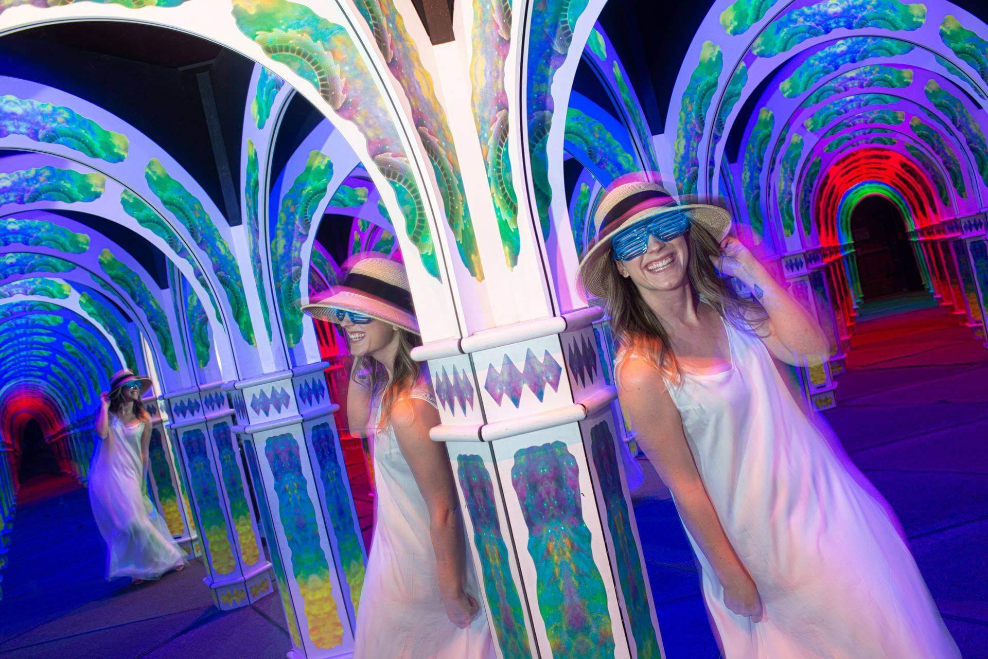 Magowan's Infinite Mirror Maze Pier 39