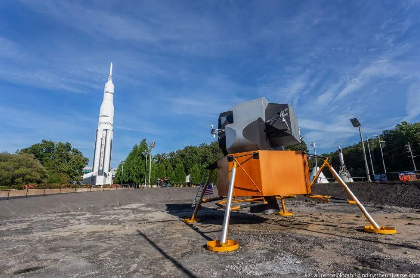 US Space and Rocket Center, Huntsville Alabama