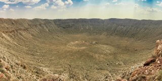Come Visit the Meteor Crater in Arizona for a Life-Changing Experience