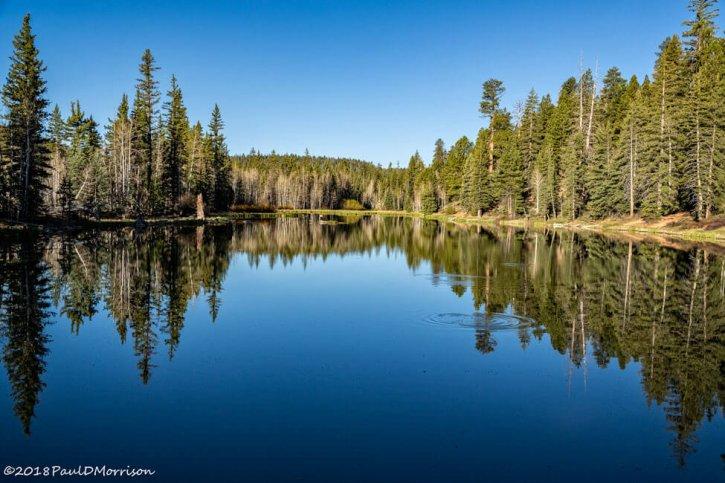 Aspen Mirror Lake at Duck Creek Village