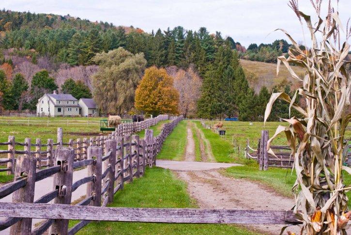 Billings Farm Vermont