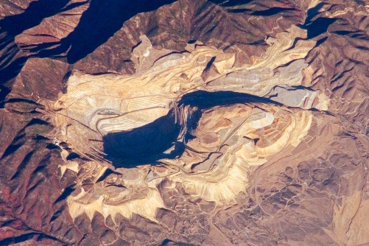 Bingham Canyon Mine Biggest Manmade Hole