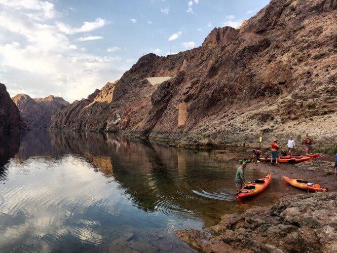 Black Canyon Kayak Nevada