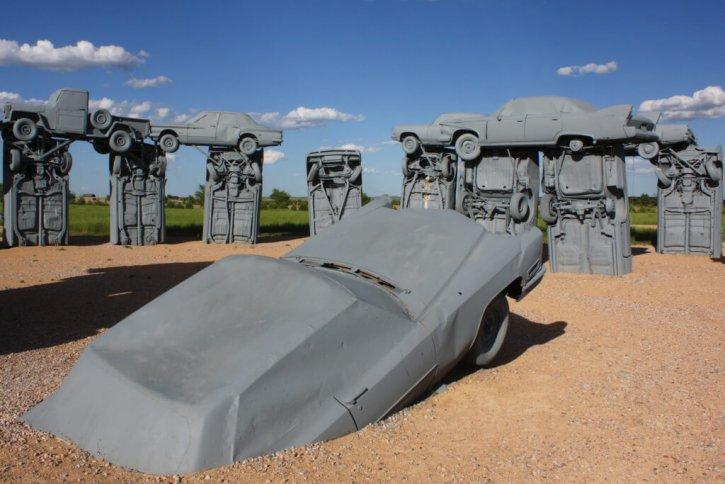 Carhenge Stonehenge Replica