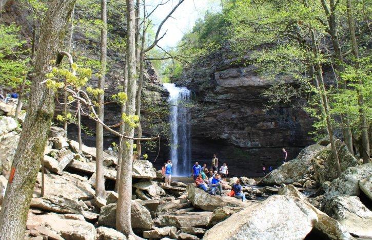 Cedar Falls Trail Cedar Falls