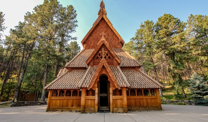 Chapel in the Hills South Dakota