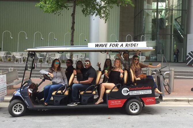 Charlotte Historical City Tour