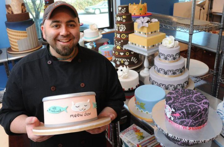 Charm City Cakes Bakery Duff Goldman