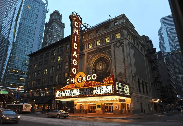 Chicago Theatre Building