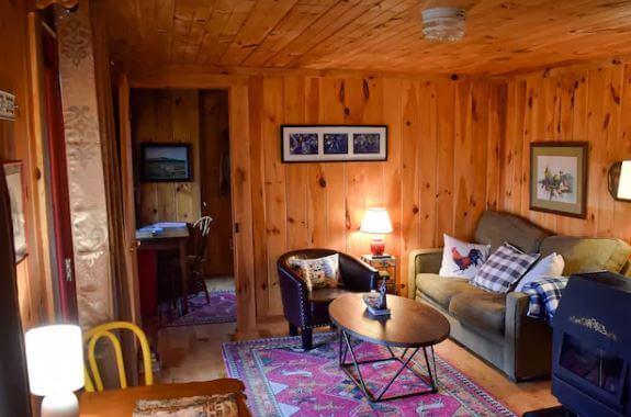 Daniel Boone National Forest Cabin