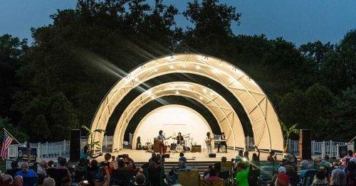 Delaware State Park Concert