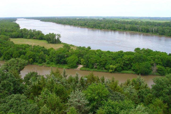 Eugene T. Mahoney State Park Platter River