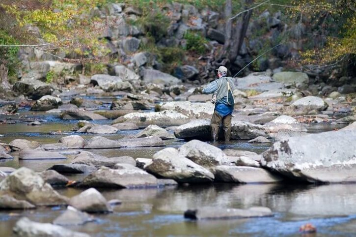 Fly Fishing Tennessee
