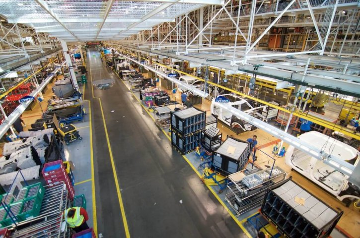 Ford Rouge Factory Tour