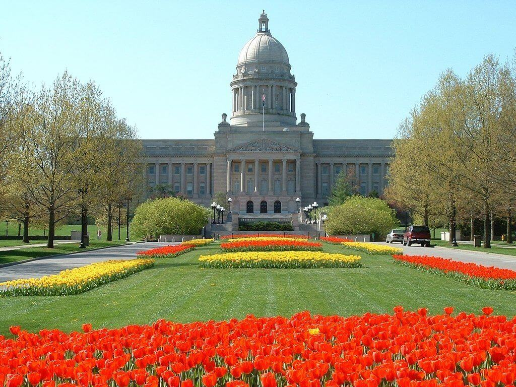 New Kentucky State Capitol