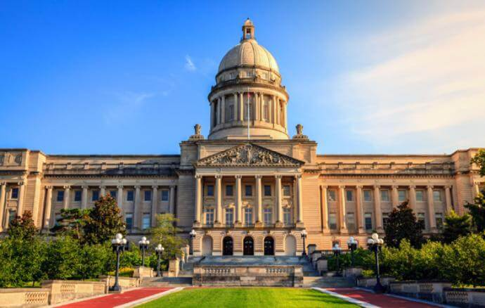 New Kentucky State Capitol Building