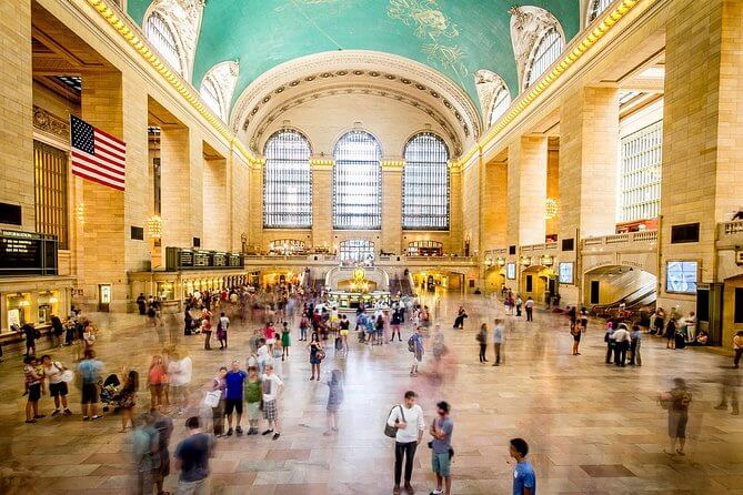 Grand Central Terminal in New York