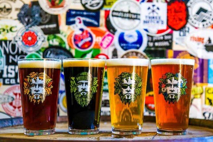 Green Man Brewery Asheville