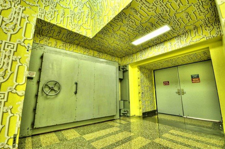 Greenbrier Bunker Cold War