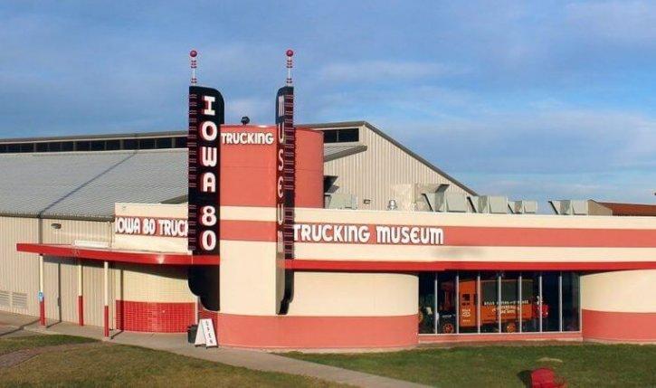 Iowa 80 Trucking Museum Bill Moon