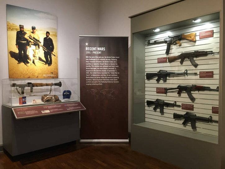 Kentucky Military Museum