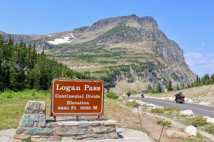 Logan Pass
