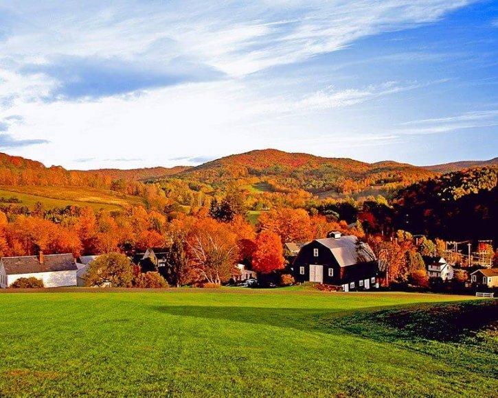 Marsh-Billings-Rockefeller National Historical Park Vermont
