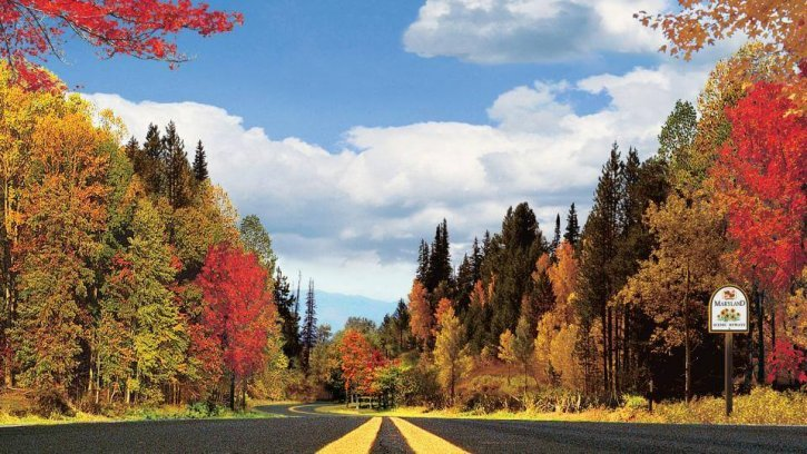 Maryland Scenic Byways