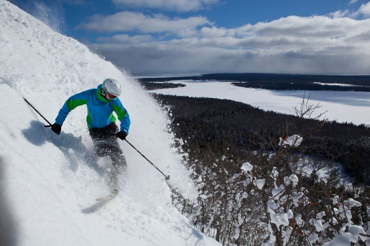 Mount Bohemia Adventure Resort Michigan