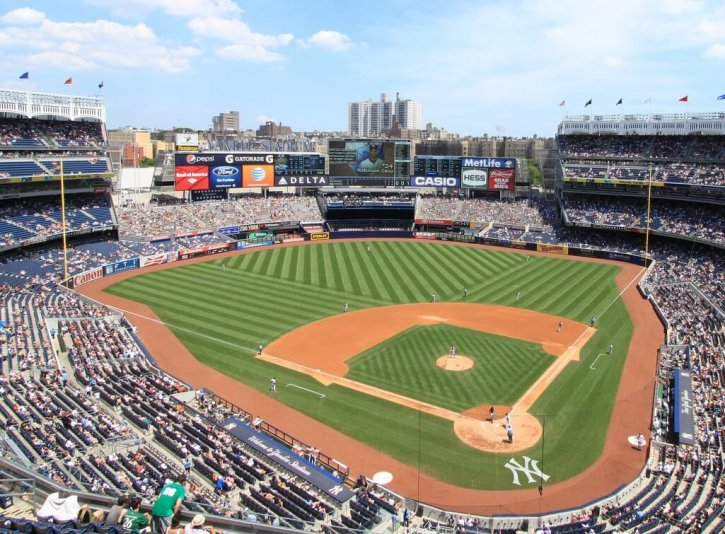 NYC Yankee Stadium