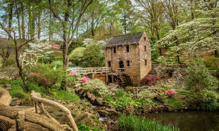 Old Mill Arkansas
