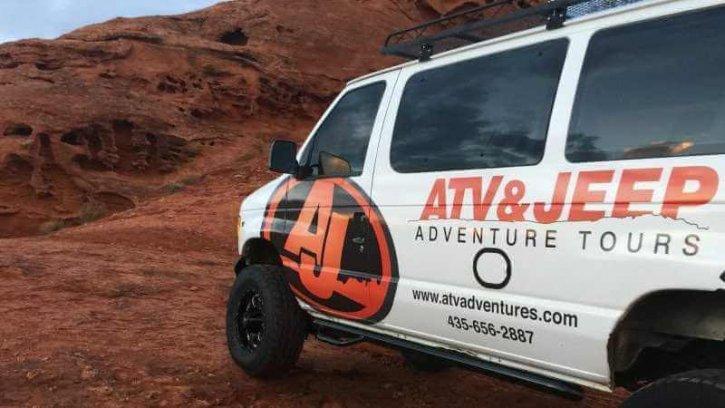 Petroglyph Van Excursion