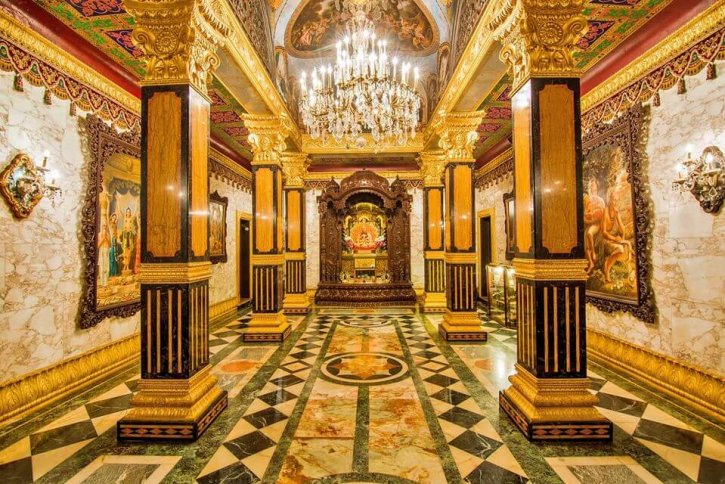 Prabhupada's Palace of Gold