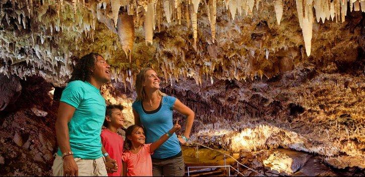 Rushmore Cave Adventure