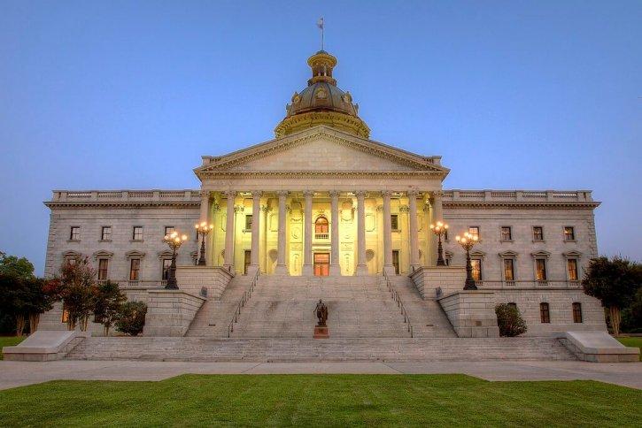 South Carolina State House Architecture
