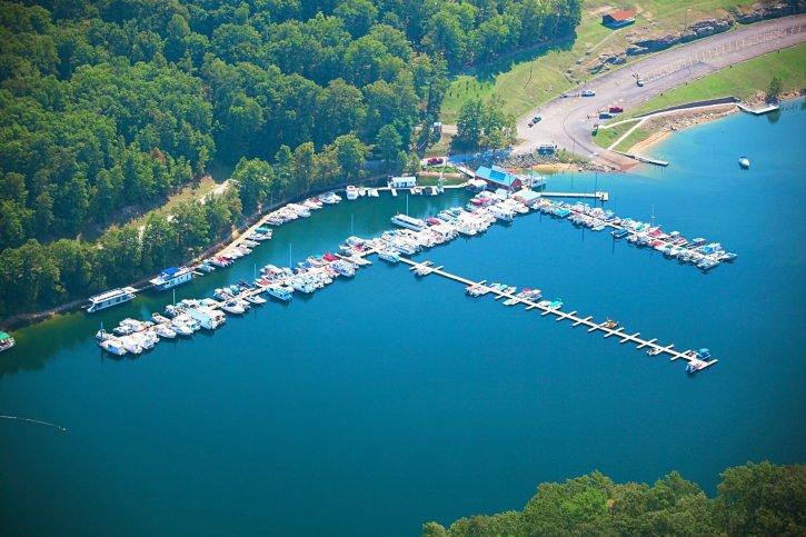 Sutton Lake Marina