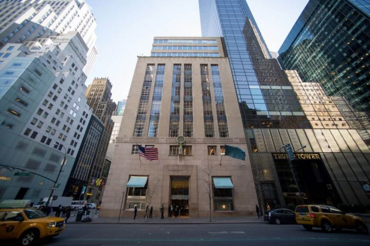 Tiffany & Co. Flagship Store in New York