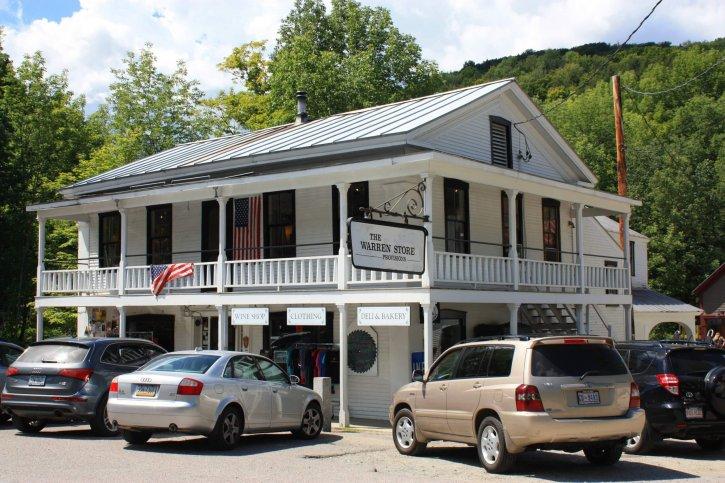 Warren Store Vermont